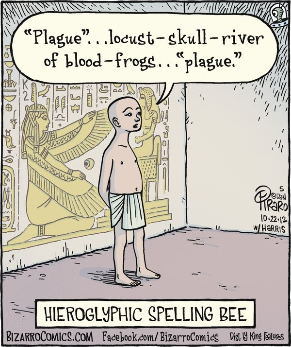 Funny Pictures About Egypt: FUN: Ancient Egyptian Spelling Bee