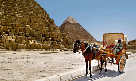 A plan to restore security in museums and archaeological sites across Egypt is finally going ahead (Source: Ahram Online).