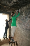 NEWS: Wall painting discovered in Giza tomb